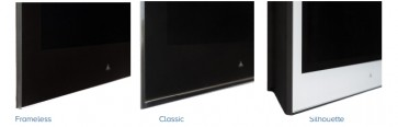 Ecran Pinnacle 27p 300cd/m2 Miroir sans bord avec haut-parleurs AVF32L-CPMVPLE Aquavision
