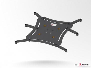 Support plafond universel extra large pour projecteur QFIX-3B Audipack