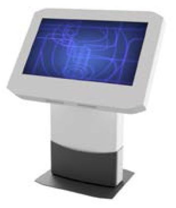 Totem d'intérieur EDBAK série VX400 pour écran 42 pouces VX400.42