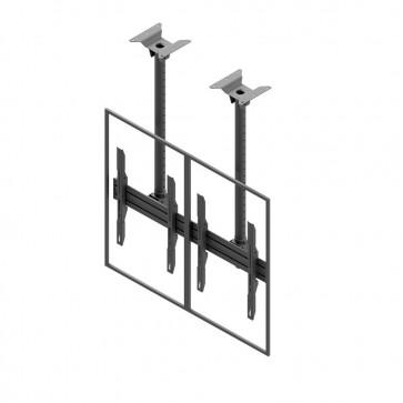 Support de plafond EDBAK pour écran 42p-47p dos à dos MBV2147-P