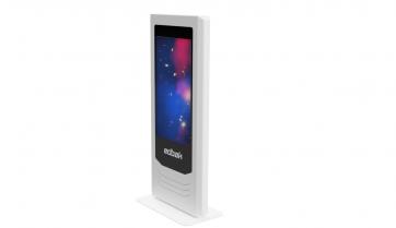 Totem d'intérieur EDBAK série VX100 pour écran 40 pouces VX100.40