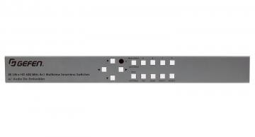 Switcher Seamless 4x1 en HDMI 4K Ultra HD Gefen EXT-UHD600A-MVSL41