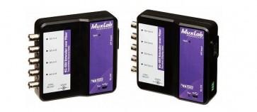 Kit d'extension sur fibre optique 6G-SDI monomode 500732-SM80 Muxlab