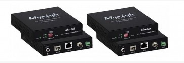 Récepteur de passerelle de conversion 3G-SDI/ST2110 sur IP 500767-RX-MM Muxlab