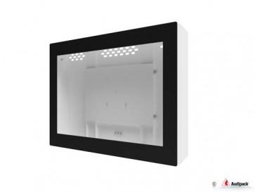 Caisson Slim indoor IP30 pour écran 46p AUD-FSMI-N46SP Audipack