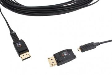 Câble optique actif détachable DisplayPort 1.2, DPFC-200D-30 Opticis