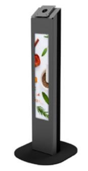 Support pour tablette ITSV03L EDBAK avec logo