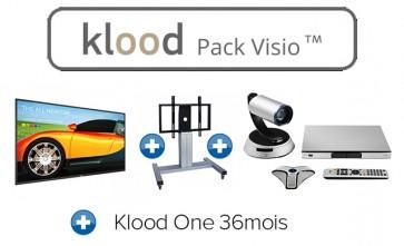 klood PACK VISIO 49BDL3050Q00 + SCV100 + Klood One 36mois + EBS-MOT-67