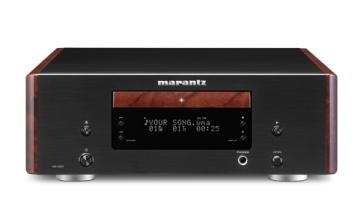 Lecteur CD Marantz HD CD1 - noir - HDCD1/N1B