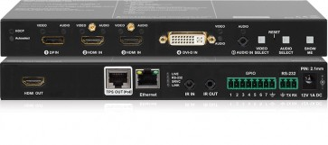 Switcher multi-format SW4-TPS-TX240 Lightware