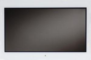 Aquavision Ecran Plat 43p Genesis FHD  Verre Blanc