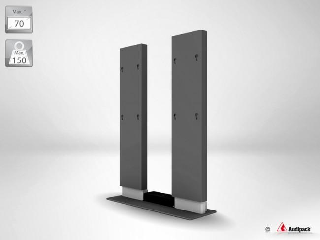 f4d8a3c01abf30 Support de mobilier motorisé pour écran plat XXL FPL-70E Audipack ...