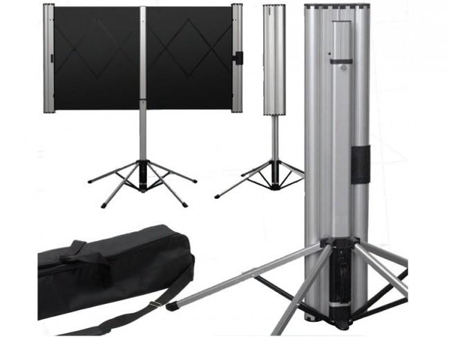 ecran de projection portable oray dragonfly audiovisuel solution. Black Bedroom Furniture Sets. Home Design Ideas