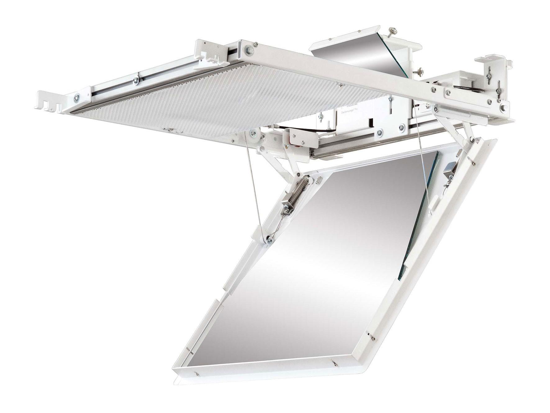 Miroir plafond pro pour projecteurs kindermann 7469000000 for Miroir hd pro