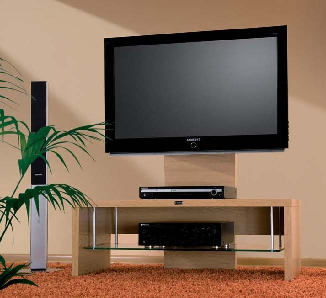 Meuble Tv Fly Wenge : Meuble Tv Hubertus Sirocco 2 Wenge Audiovisuel Solution