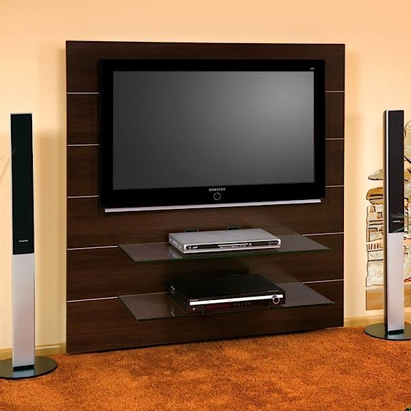meuble tv hubertus panorama 2 wenge audiovisuel solution. Black Bedroom Furniture Sets. Home Design Ideas
