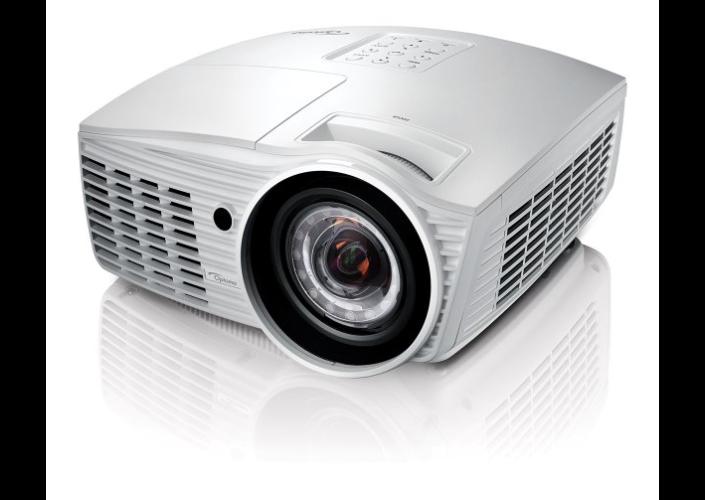 Vid oprojecteur focale courte eh415st optoma audiovisuel solution - Videoprojecteur focale courte ...