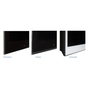 Ecran Pinnacle 43p 500cd/m2 AGB Glass Inc Speakers  AVF43L-CPAGBSE Aquavision