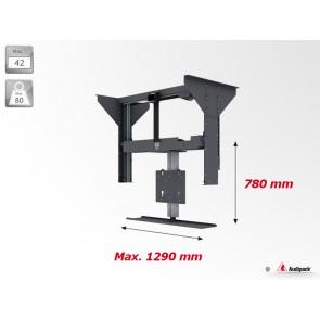 Support plafond vertical motorisé pour écran plat FCL-B1 Audipack