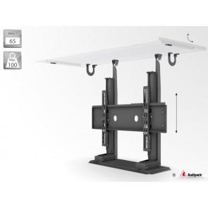 Support de mobilier motorisé pour écran plat P5369 Audipack