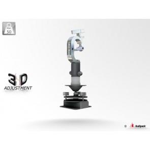 Support vidéoprojecteur PLUS 3D sur poutre 392367 Audipack