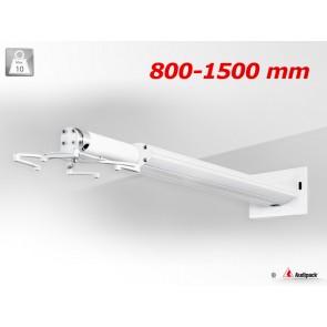 Support mural télescopique pour vidéoprojecteur PWM-ST1500T Audipack