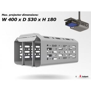Caisson antivol pour vidéoprojecteur P3918 Audipack