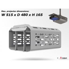 Caisson antivol pour vidéoprojecteur P3928 Audipack