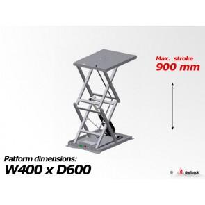 Support de table motorisé pour vidéoprojecteur M-2-900 Audipack