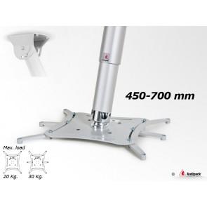 Support de plafond pour projecteur PM1 QFIX-0100G Audipack