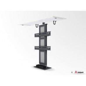 Support de mobilier motorisé pour écran plat XXL FPL-7072E Audipack