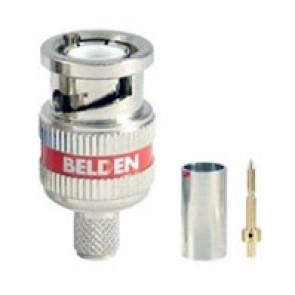 BNC à compression 3 pièces pour 179DT/DTNH