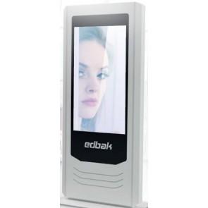Totem d'intérieur EDBAK série VX100 pour écran 65 pouces VX100.65
