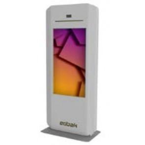 Totem d'intérieur EDBAK série VX300 pour écran 65 pouces VX300.65