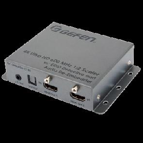 Distributeur Scaler 1x2 en HDMI2.0 HDR 4K Gefen EXT-UHD600A-12-DS
