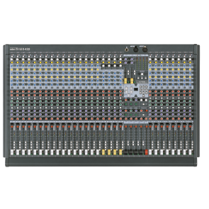 Console de mixage 32 mono Majorcom IMX-432