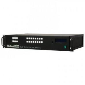 Matrice 8x8 DVI KVM Dual Link, USB, audio Gefen GEF-DVIKVM-848DLPB