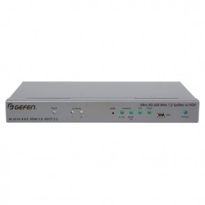 Distributeur 1x2 en HDMI2.0 HDR 4K Gefen EXT-UHD600-12