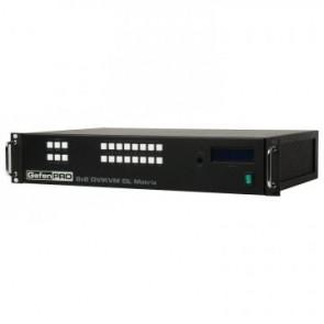 Matrice Gefen 8x8 DVI KVM Dual Link, USB, audio GEF-DVIKVM848DLPB