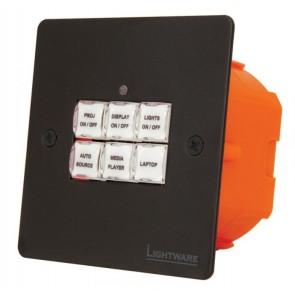 Panneau de contrôle TBP6-EU-K Lightware