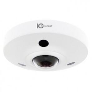 Caméra Fisheye IP QUANTUM-1s-DP6-IV IC Realtime