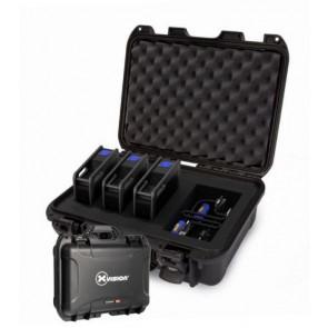 Mallette NANUK N920 moussée pour 3 unités XVV-CC3 Theatrixx