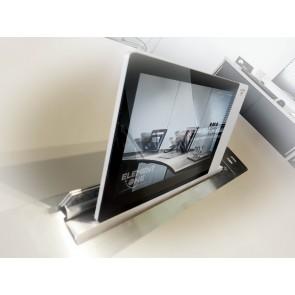 Ecran motorisé CONVERS BLADE extra fin 12,5p E1-CONVERS125-BL Element One
