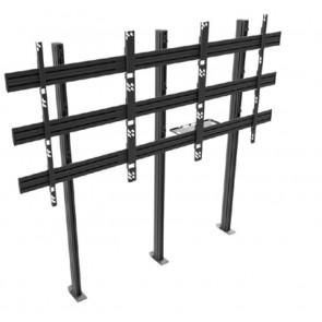 Pied pour mur LED 2x3 VWLSA 2X2 EDBAK