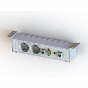 Support de fixation pour Cable Port KIN-7449000015 Kindermann