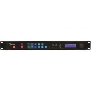 Scaler-switcher 4K LED audio intégré 11 entrées Optoma LS300T