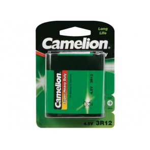 Pile Camelion Saline Super Heavy Duty 3R12/4.5V