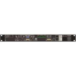 Scaler-switcher 4K LED audio intégré 9 entrées Optoma LS200