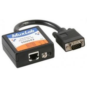 500042 Balun Muxlab II VGA VideoEase Mâle
