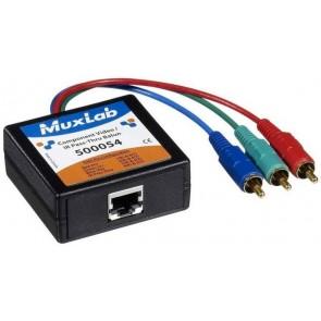 500054 Balun Muxlab VideoEase Composante Vidéo/IR Pass-Thru Mâle